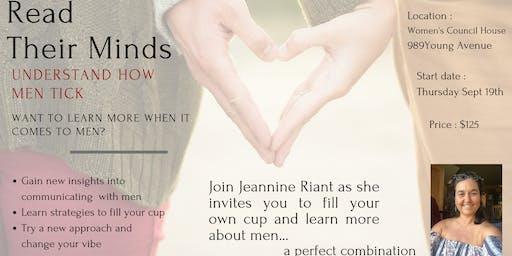 Read Their Minds - Understand How Men Tick!