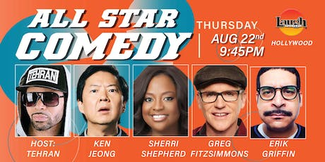 Ken Jeong, Sherri Shepherd, and more - All-Star Comedy! tickets
