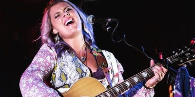 Chloe Litton LIVE at Tasty Licks! Sunday Supper and Soulful Songs.