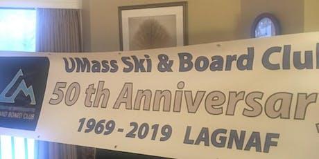 Umass Ski n Board Club 50th Anniversary Party tickets