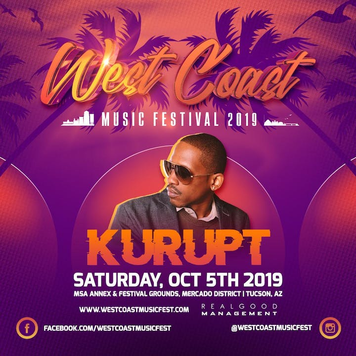 West Coast Music Festival 2019 Tickets, Sat, Oct 5, 2019 at
