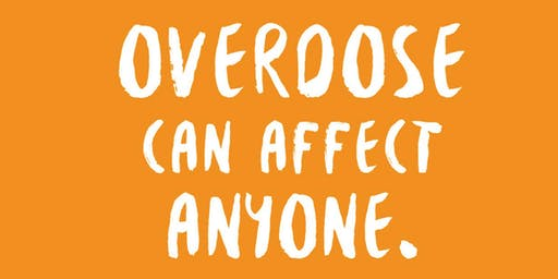 North Bay 3rd Annual International Overdose Awareness Day.