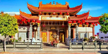 Once upon a time in Chinatown (Cultural ft Chinese foodie tour) tickets