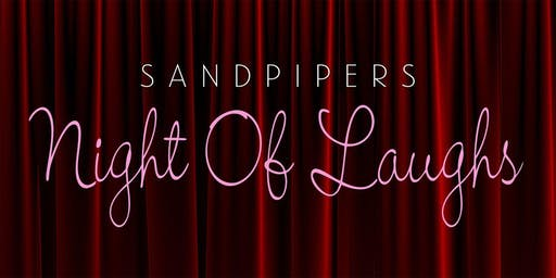 Sandpipers' Night of Laughs
