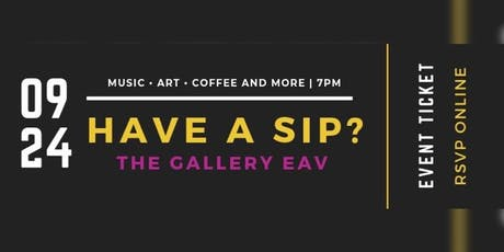 Have A Sip? Coffee and Community tickets