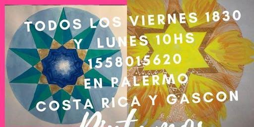 FESTIVAL DE MANDALAS EN  PRIMAVERA