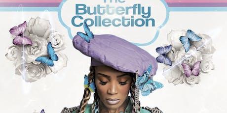 Blazers & Butterflies Blog Party Pop-up tickets