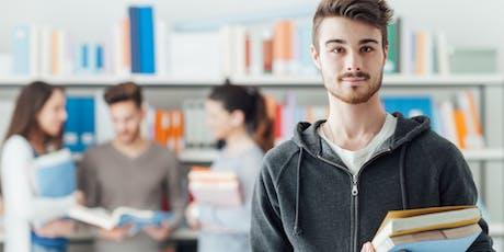 Mathematics Advanced/Maths Extension 1 HSC (Year 12) at Parramatta Library  tickets