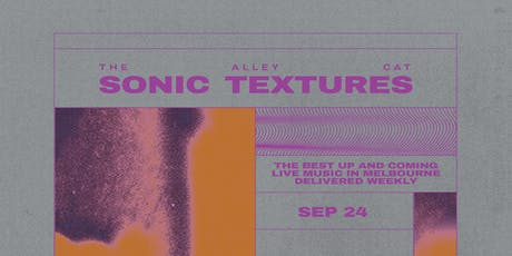 Malla + Velvet Bloom At Sonic Textures tickets