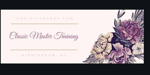 Birmingham  Classic Master Lash Class