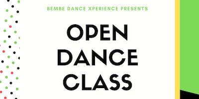 Bembe Open Class - FREE Caribbean Dance Class