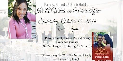 Myesha's Appreciation White On White Party