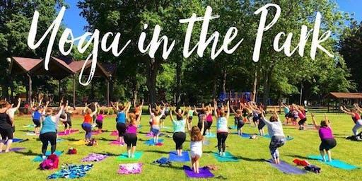 Yoga In The Park (Carteret, NJ)