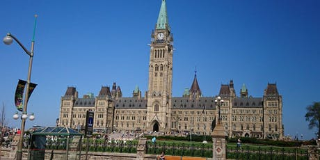 Election Canada Oct- 2019 - Federal Elections for MPs @Parliament tickets