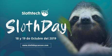 Sloth Day 2019 - Tech Conference entradas