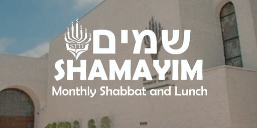 Shabbat and Lunch - September