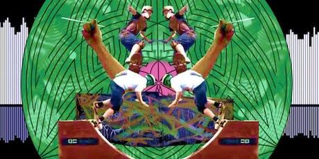 Mirroring, Synchronous Behaviour, Reflexes & Movement tickets