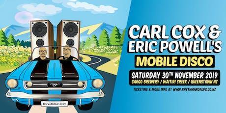 CARL COX & ERIC POWELL'S 'MOBILE DISCO' 2019