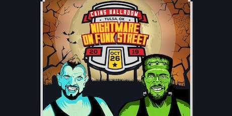 The Floozies: Nightmare on Funk Street tickets
