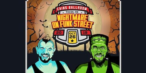 The Floozies: Nightmare on Funk Street