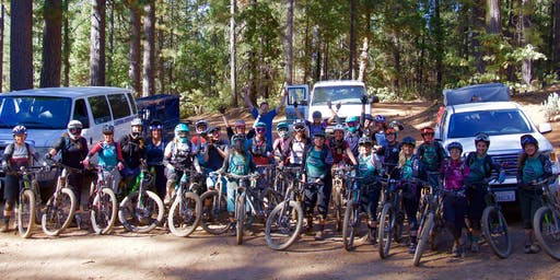 Women's MTB Weekend- Georgetown CA