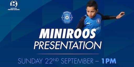 Miniroos Presentation