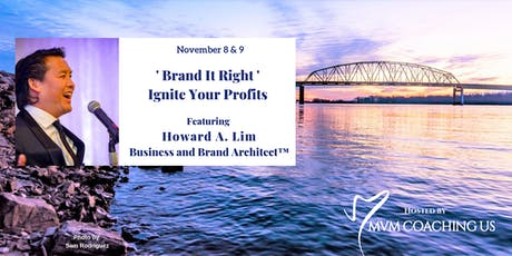 ' Brand It Right ' Ignite Your Profits tickets