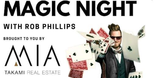 Magic Night by Mia Takami Real Estate Group