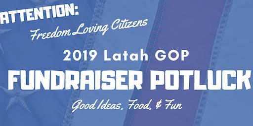 Latah Republican Fundraiser Potluck Picnic