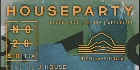 HouseParty #20 tickets