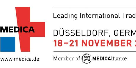Business Mission to MEDICA 2019 Tickets