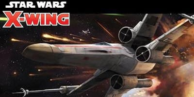 Star Wars X-Wing Hyperspace Trial at Hero Complex Games