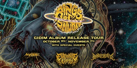 Rings of Saturn, Enterprise Earth tickets