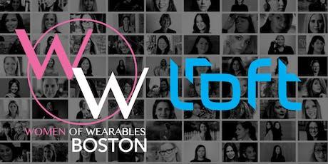 Loft Design x Women of Wearables tickets