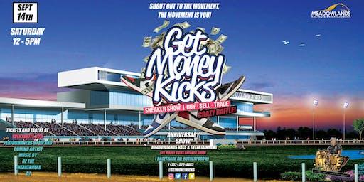 The Get Money Kicks Sneaker Show - Tickets