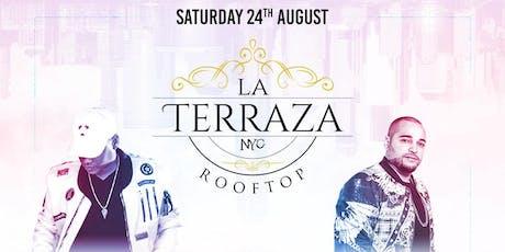La Terraza Saturday tickets