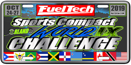 FuelTech's World Sports Compact Challenge IX tickets