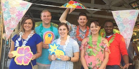 Luau & Barbecue with Franklin County Recreation - 9/20/19 tickets
