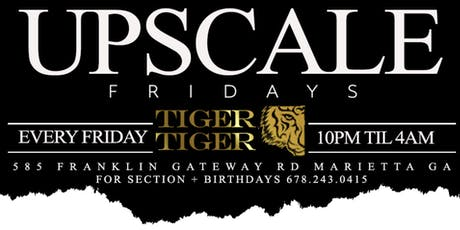 Upscale Friday / Red Carpet edition tickets