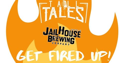 Tall Tales at Jailhouse Brewery ft: Tommy Wildfire Rich
