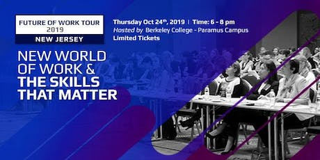 New World of Work & The Skills That Matter tickets