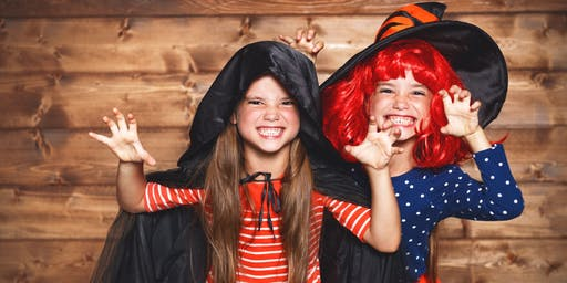 Halloween Fun (6 to 12 years) at Epping Library