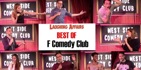 Best Of F Comedy Showcase tickets