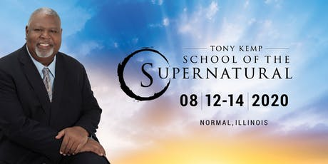 Tony Kemp's School of the Supernatural | August 2020 tickets