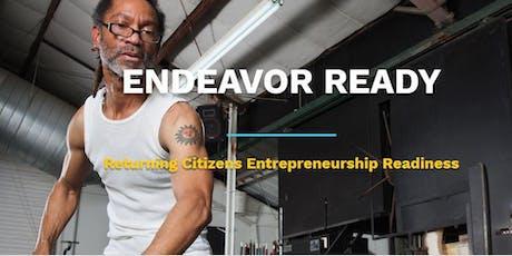 Entrepreneurship Training for Returning Citizens tickets