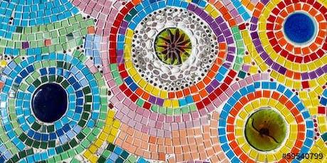 Mosaics in your Garden Workshop tickets