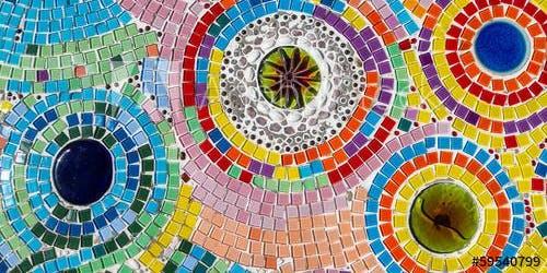 Mosaics in your Garden Workshop