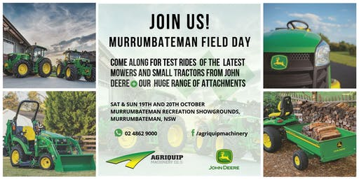 Murrumbateman Field Day | Murrumbateman NSW 2019