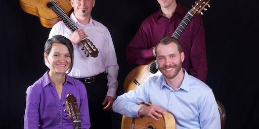 Minneapolis Guitar Quartet - In Concert