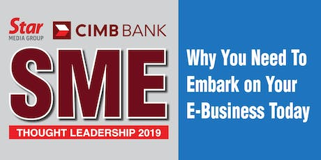 SME Thought Leadership Series 2019 - Tea Talk #2 tickets